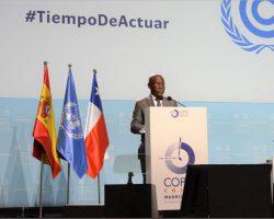 Echec de la COP25 : l'étau se resserre sur Haïti, 3e pays le plus touché par les catastrophes climatiques