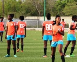 Haiti – Football U15 : Our young Grenadières prepare for the Women's American Championship